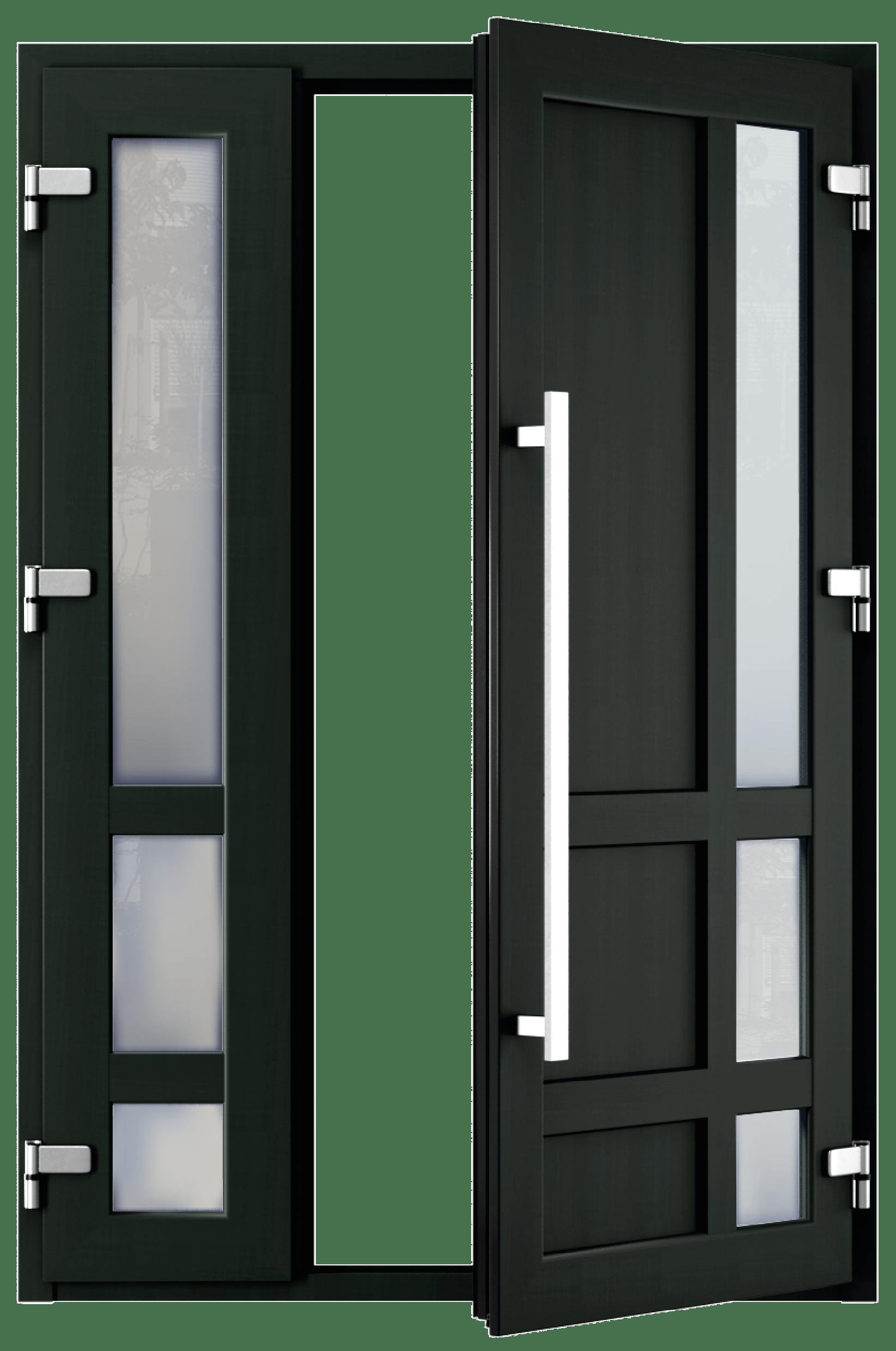 Вхідні двері Термо-фото