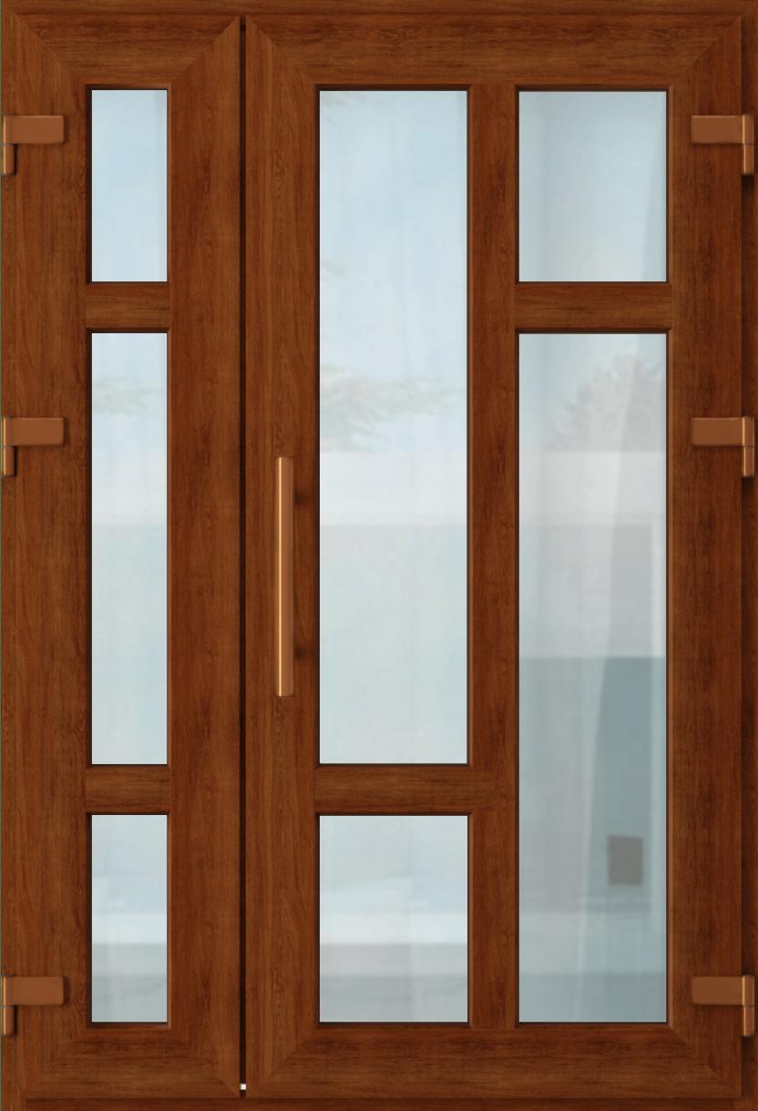 Входные двери Классик Plus-фото