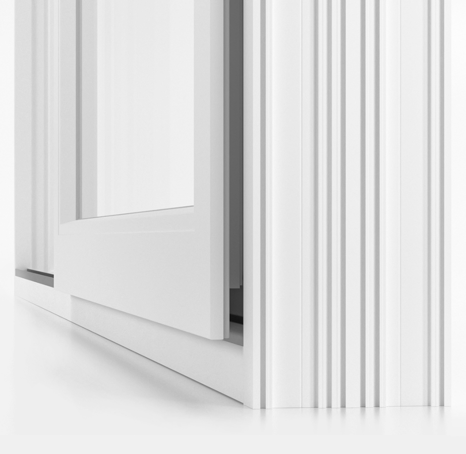 Розсувні двері Smart Slide-фото