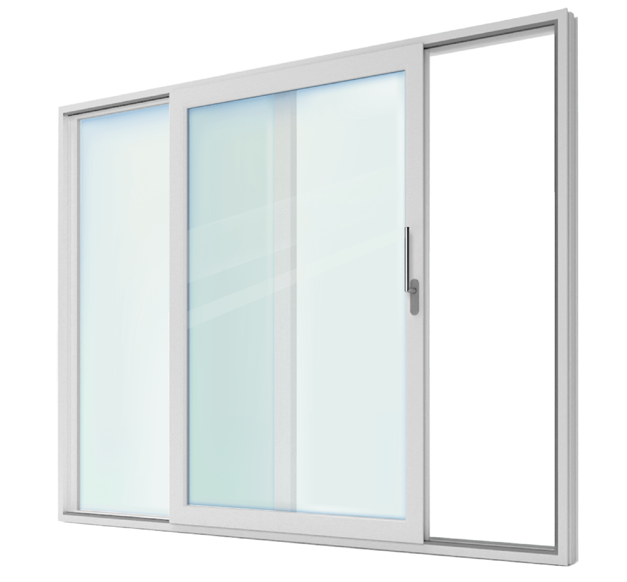 Раздвижные двери Smart Slide-фото