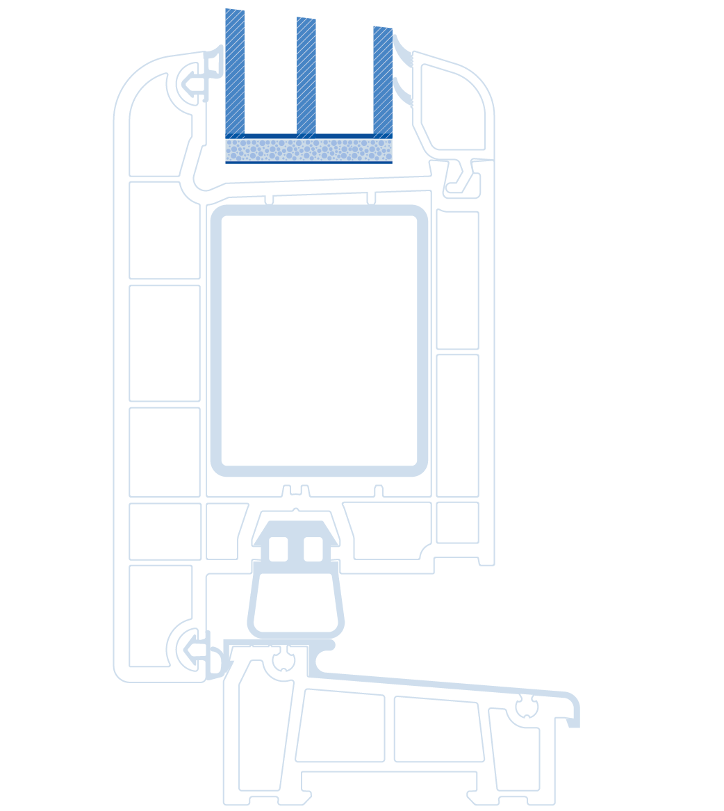 двері Віконда Стандарт plus