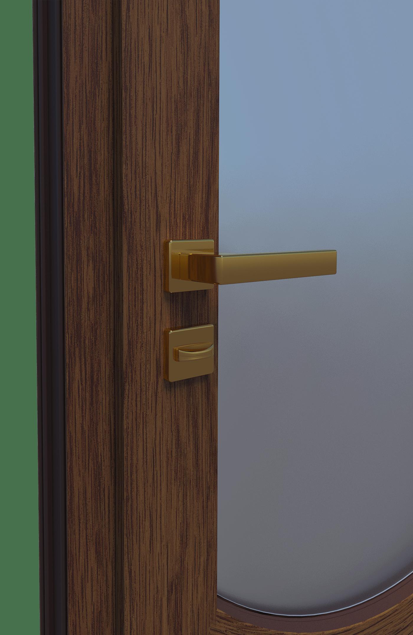 Межкомнатные двери Классик Plus-фото