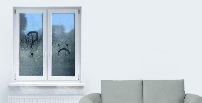 фото плачущие окна что делать