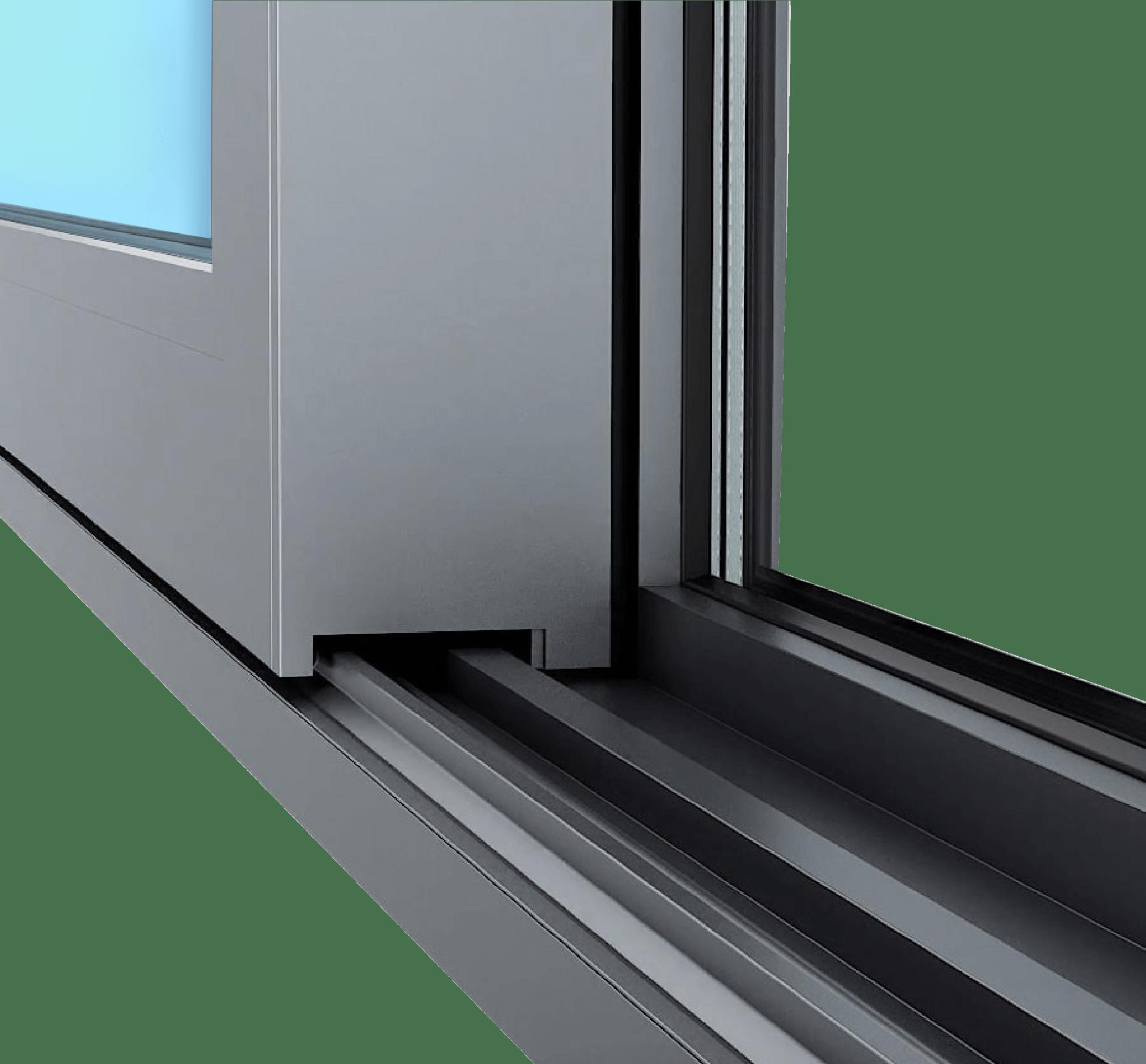 Розсувні двері HST-фото