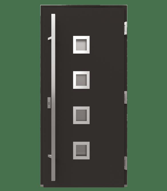 Двери с HPL-заполнениемфото