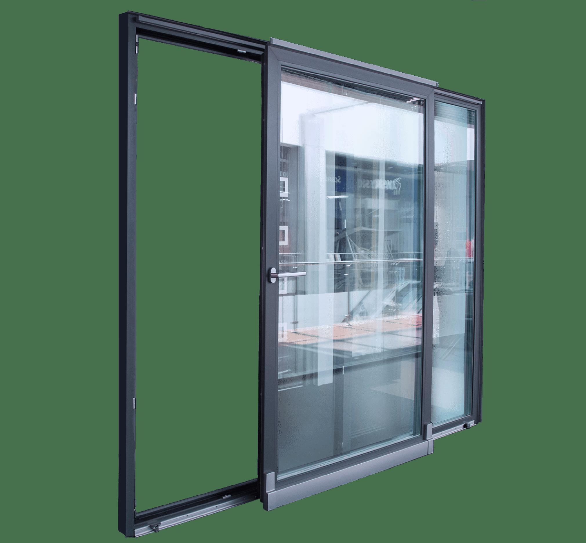 Раздвижная дверь duoРortфото